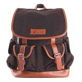 PULCHER Gewiin woman [F-01] - Brown - Backpack Wanita